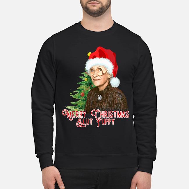 https://kingtees.shop/teephotos/2019/12/Santa-Estelle-Getty-Merry-Christmas-And-Lut-Puppy-Sweater.jpg