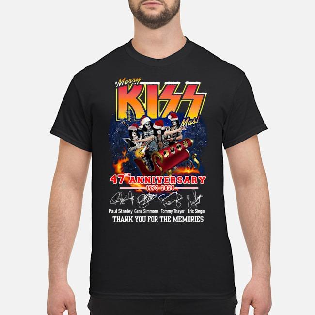 https://kingtees.shop/teephotos/2019/12/Santa-Merry-Kiss-47th-anniversary-1973-2020-thank-you-for-the-memories-Shirt.jpg