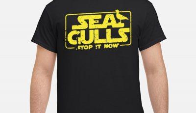 Seagulls Stop It Now Shirt