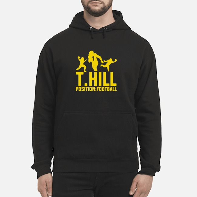 Taysom Hill Position Football Jersey Hoodie