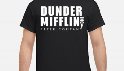 The Office Dunder Mifflin Inc Paper Company Shirt