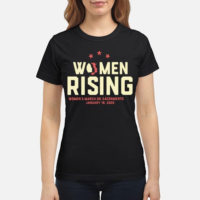 Women March 2020 SACRAMENTO Rising Ladies