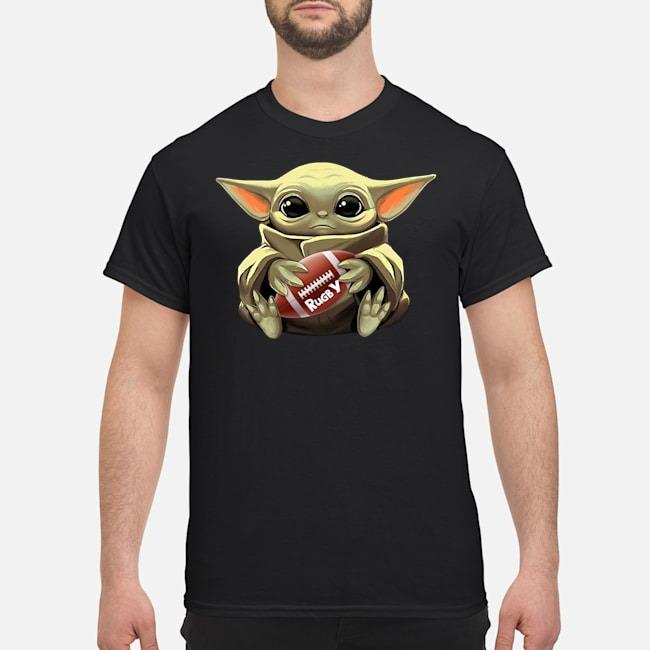 Baby Yoda Rugby Shirt