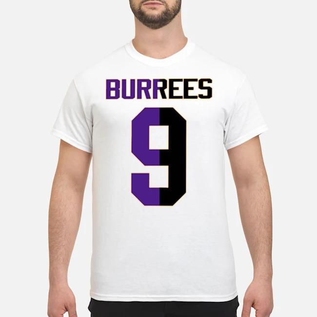Burrees 9 Shirt