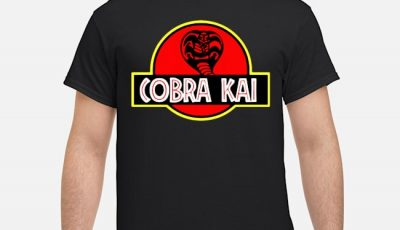 Cobra Kai Jurassic Park Shirt