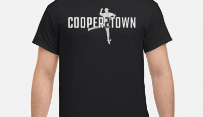 Cooper2town Shirt New York Baseball