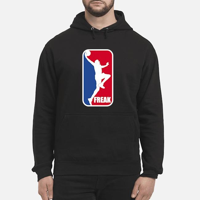 Greek-Freak-Giannis Basketbal Hoodie