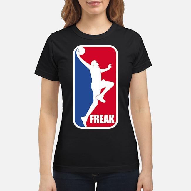 Greek-Freak-Giannis Basketbal Ladies