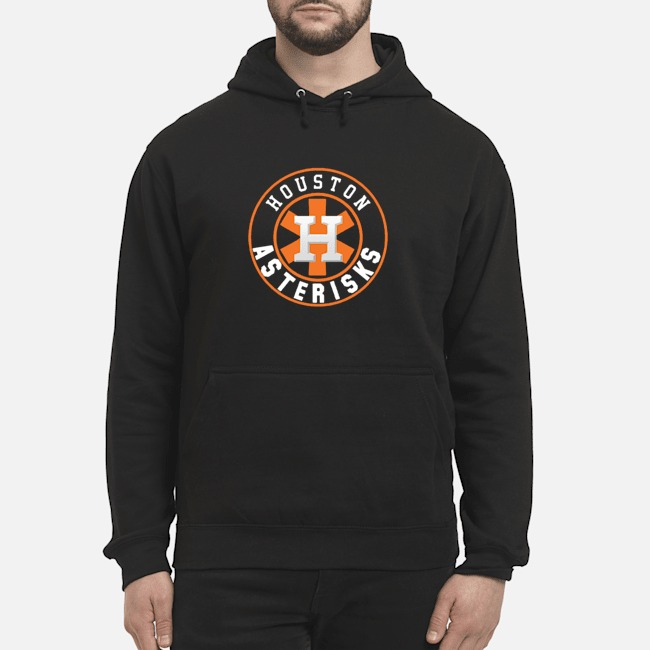 Houston Asterisks For Astros cheating 2020 Hoodie