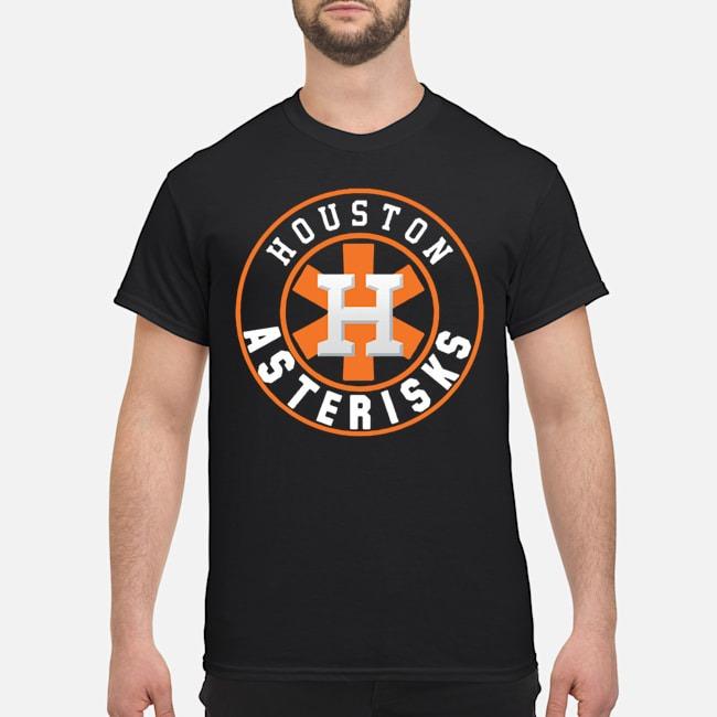 Houston Asterisks For Astros cheating 2020 Shirt