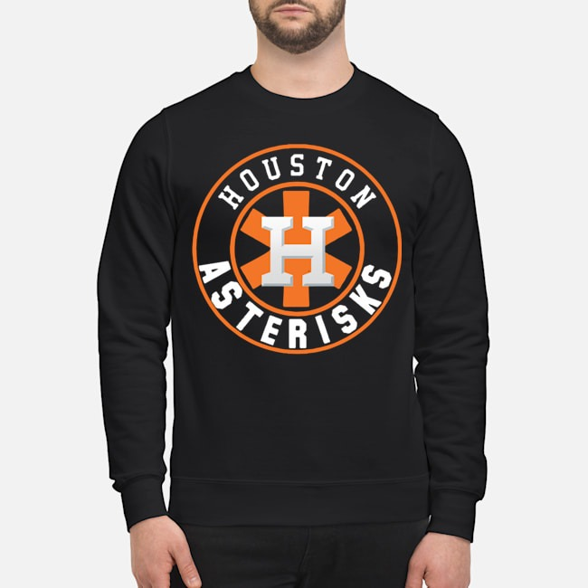 Houston Asterisks For Astros cheating 2020 Sweater