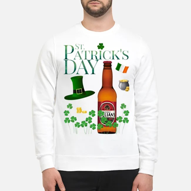 St. Patrick's Day George Killian's Irish Red Beer Sweater