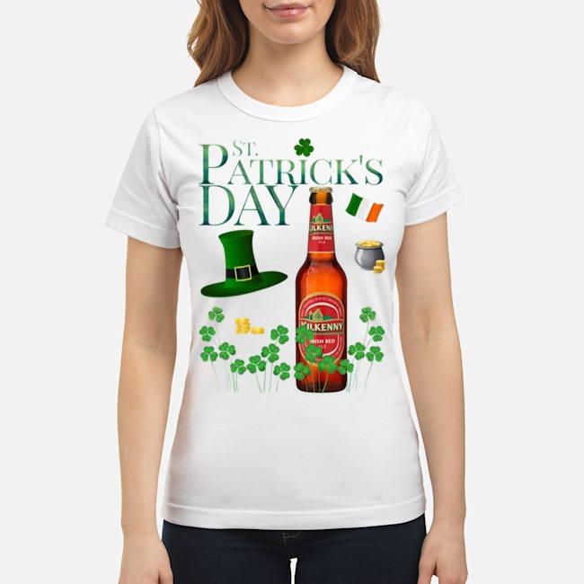 St. Patrick's Day Kilkenny Cream Ale Beer Ladies