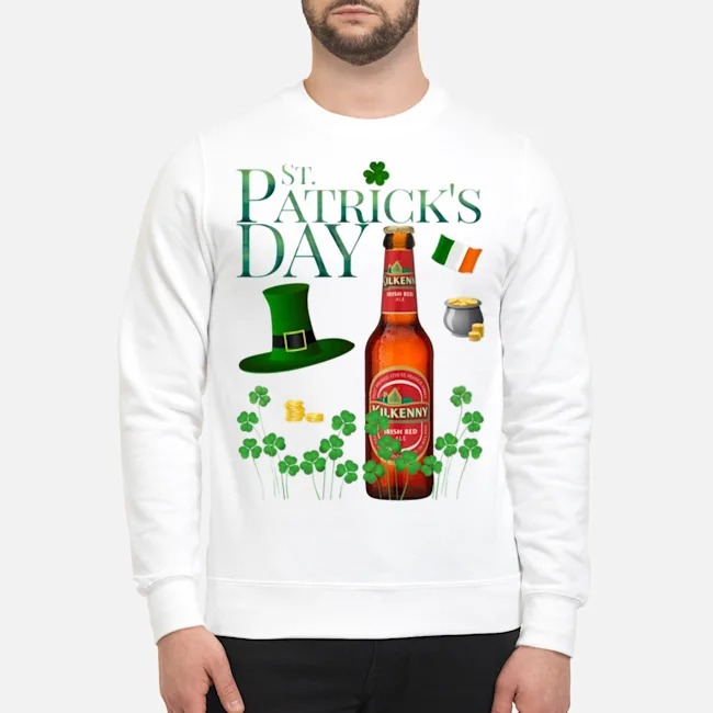 St. Patrick's Day Kilkenny Cream Ale Beer Sweater