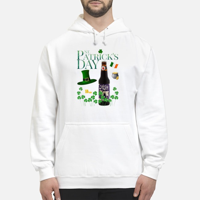 St. Patrick's Day Milk Stout Ale Beer Hoodie