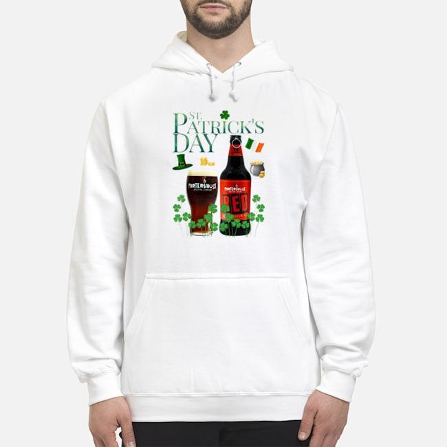 St. Patrick's Day Porterhouse Red Irish Ale Beer Hoodie
