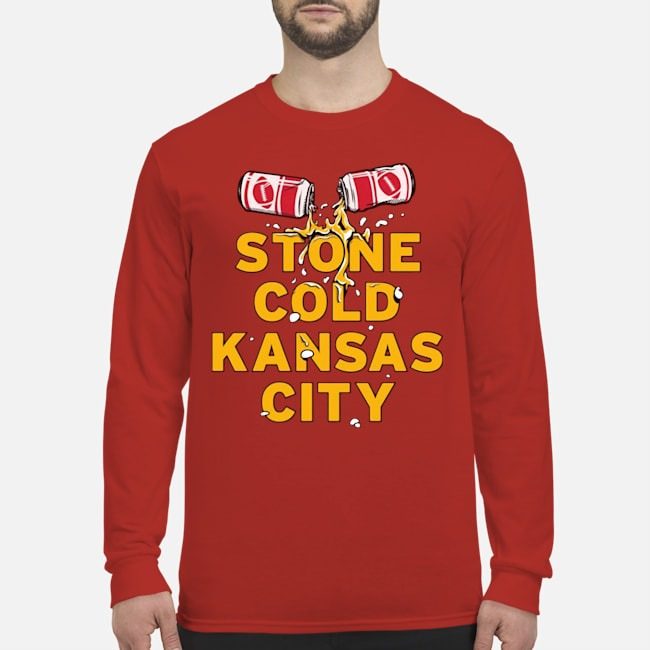 Stone Cold Kansas City Long Sleeved T-Shirt