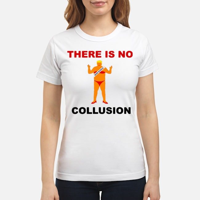 There Is No Collusion Trump Ladies
