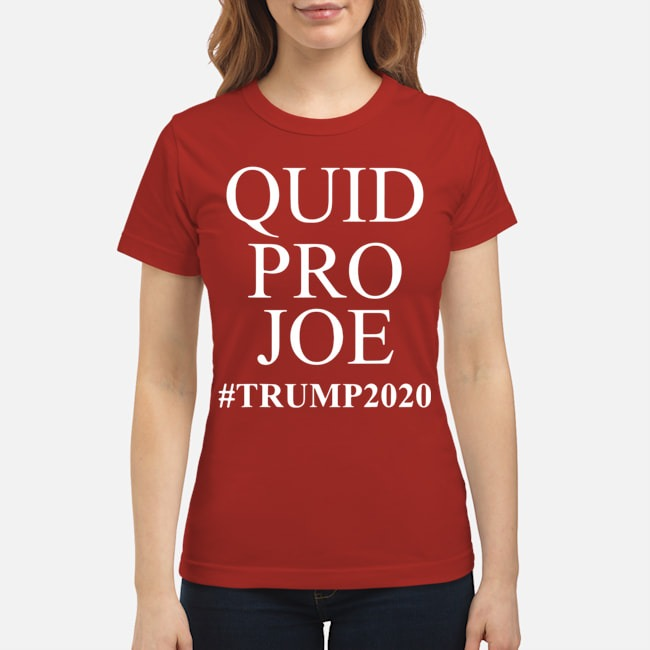 Trump Meme Sleepy Joe Biden Quid Pro Joe Ladies