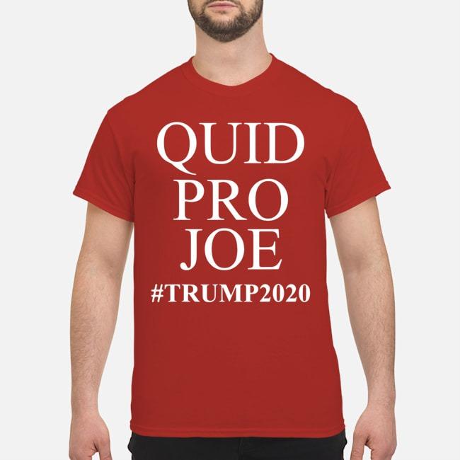 Trump Meme Sleepy Joe Biden Quid Pro Joe Shirt