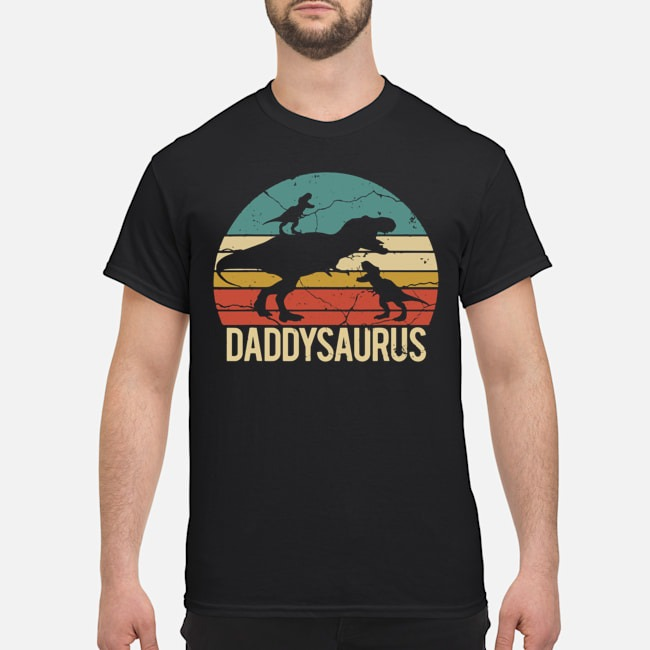 Daddysaurus Vintage Shirt