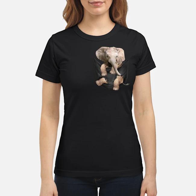Elephant In Pocket Ladies