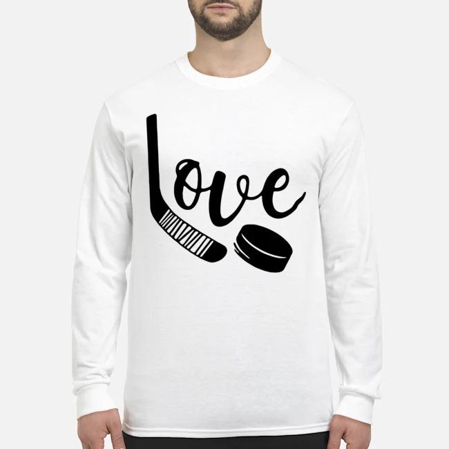 Love Golf Long Sleeved T-Shirt
