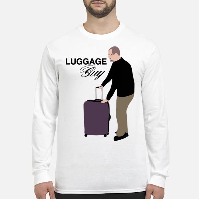 Luggage Guy Long Sleeved T-Shirt