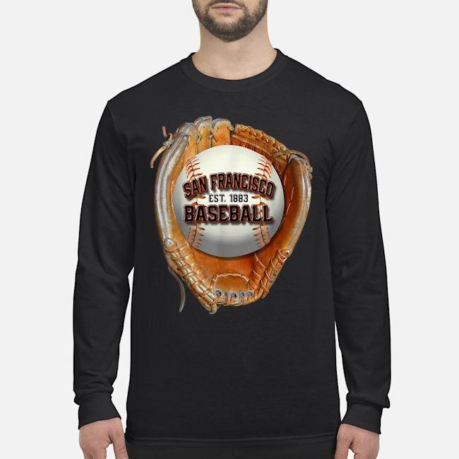 San Francisco Baseball 2020 Long Sleeved Shirt