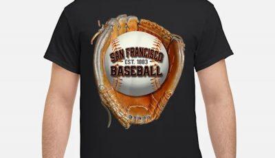 San Francisco Baseball 2020 Shirt