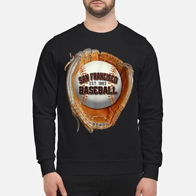 San Francisco Baseball 2020 Sweater