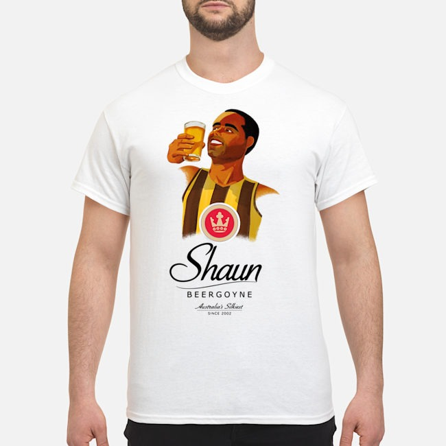 Shaun Burgoyne Australia's Silkiest Sin 2020 Shirt