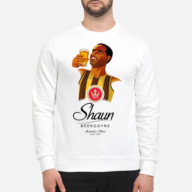 Shaun Burgoyne Australia's Silkiest Sin 2020 Sweater