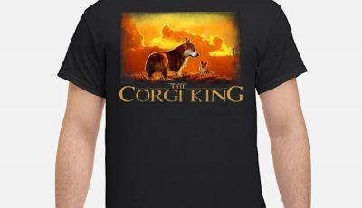 The Corgi King The Lion King Shirt