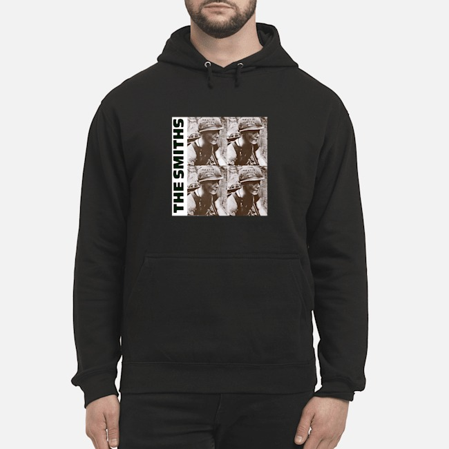 The Smiths Merch Hoodie