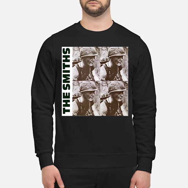 The Smiths Merch Sweater