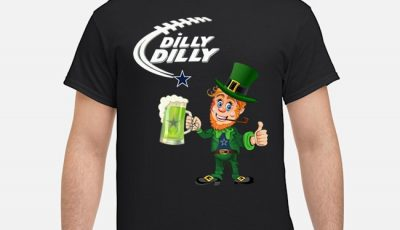 Uncle Sam Dilly Dilly Dallas Cowboys Shirt
