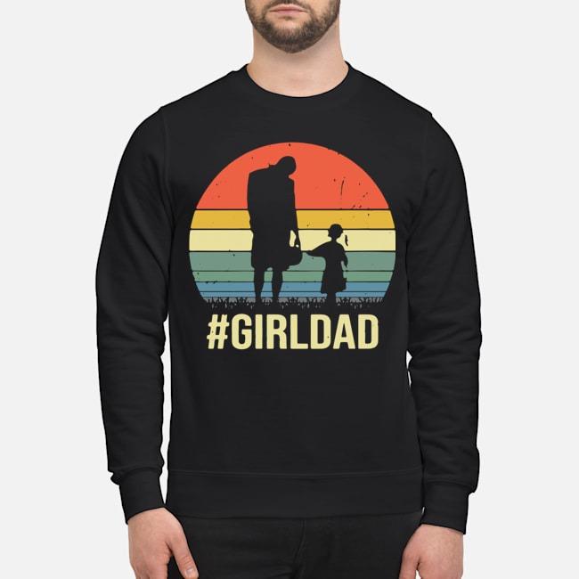 Vintage Kobe Bryant And Gianna Bryant Girl Dad Sweater