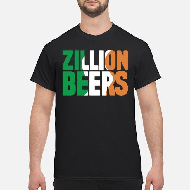 Zillion Beers Ireland Shirt