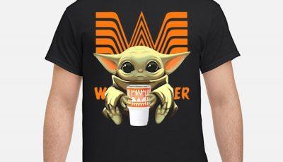 by Yoda Hug Whataburger Shirt
