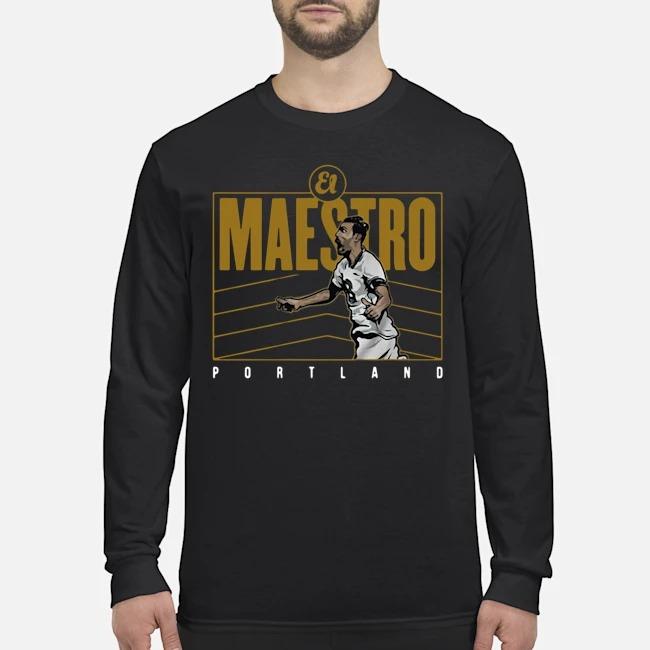 Diego Valeri El Maestro Portland Long-Sleeved