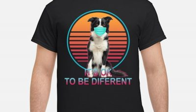 It's Ok To Be Different Official Shirt