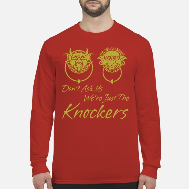 Labyrinth Don't Ask Us We're Just The Knockers Long-Sleeved