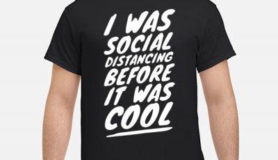 Quarantine Social Distancing Introvert Isolation 2020 Shirt