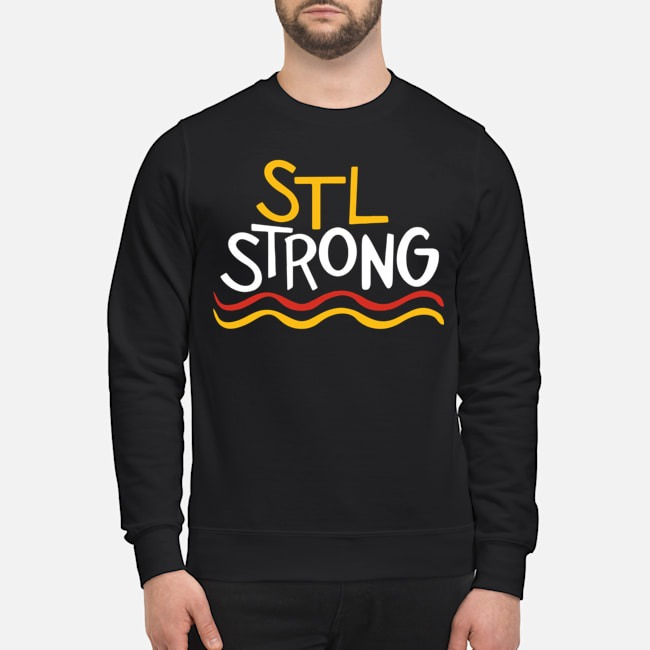 STL Strong Saint Louis Sweater