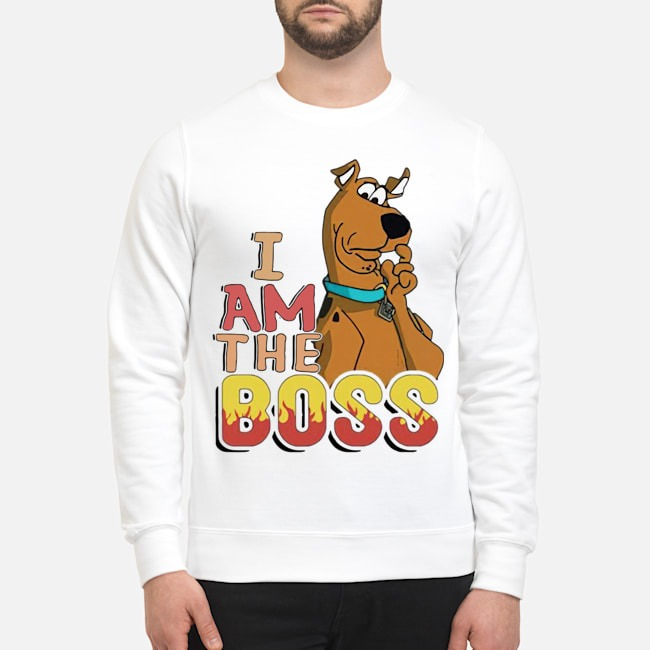 Scooby Doo I am the boss Sweater