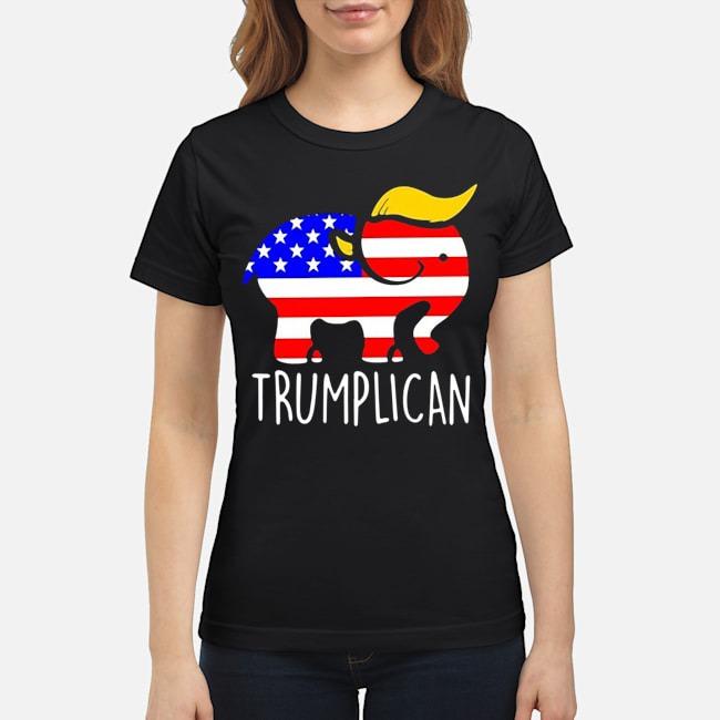 Trumplican Elephant Trump 2020 Ladies