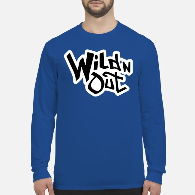 Wild N Out Long-Sleeved