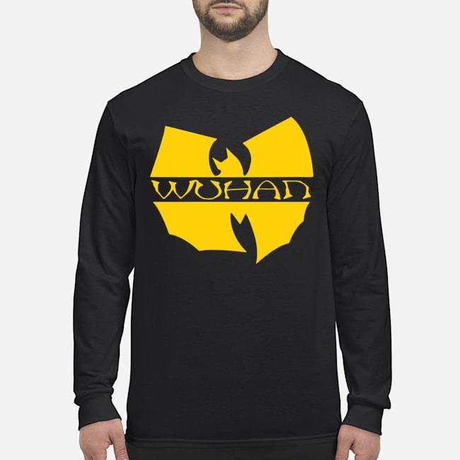 Wu Tang Clan Wuhan Long-Sleeved