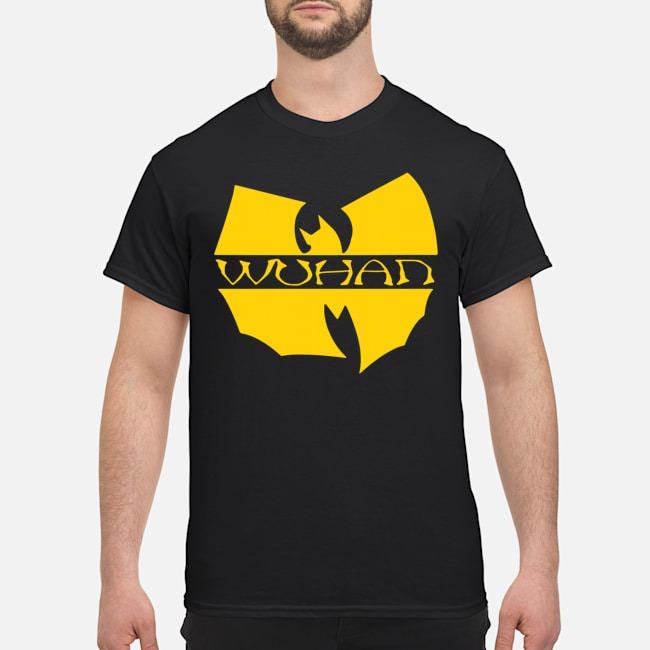 Wu Tang Clan Wuhan Shirt